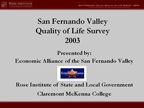Community Survey 2003