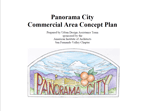 Panorama City Concept Plan